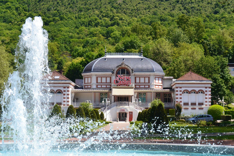 Thermes et casino Challes les Eaux