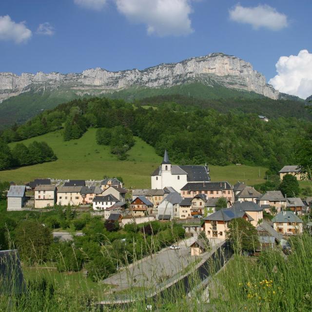 Villa ge d'Entremont le Vieux