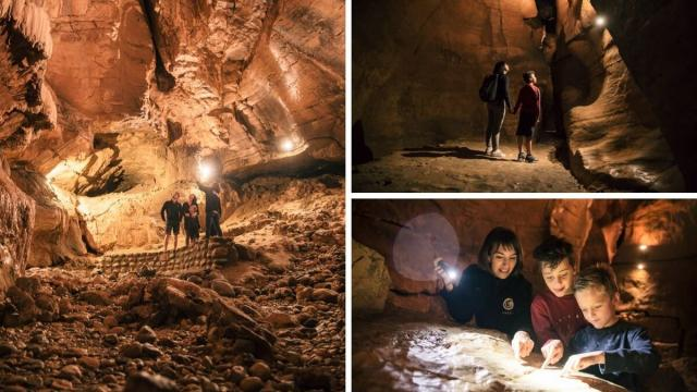Grotte Inférieure De Saint Christophe, Chartreuse