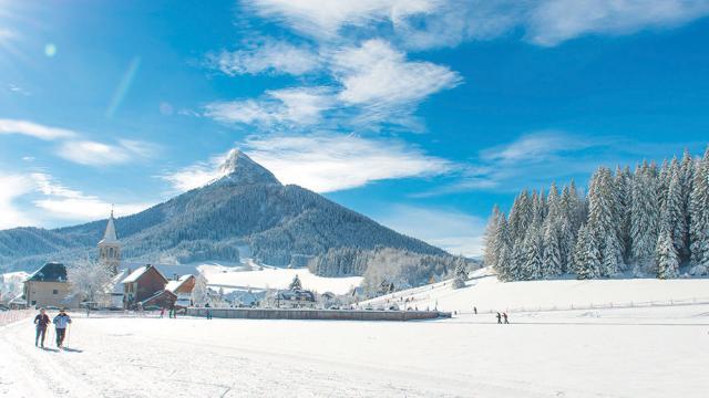 Ski Nordique St Hugues Chartreuse