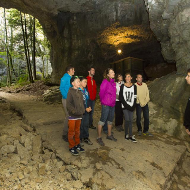 Escape Game Grottes St Christophe